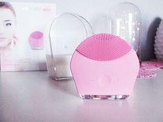 Sroka o....: Szmery bajery Fineness mini silikonowa szczoteczka do mycia twarzy