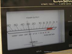 Luxman L-505s amplifier