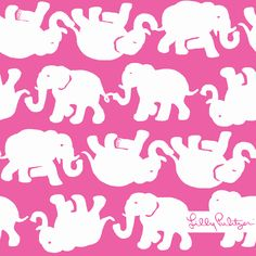 Lilly Pulitzer Pop Pink Tusk In Sun Print