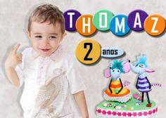 Aniversário de 2 anos de Thomaz