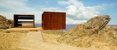 estudi marti franch: tudela-culip restoration project, cap de creus, spain