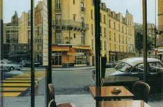 richard estes - cafe express 1975