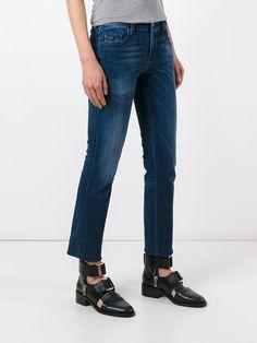 Diesel Calça jeans cenoura