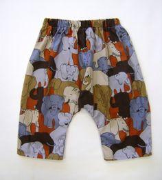 Elephant Cotton Trousers, £7.00
