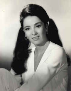 Actress Linda Cristal typically gives no interviews, but she did for Henry Darrow's biography. #lindacristal, #manolitomontoya, #thehighchaparral