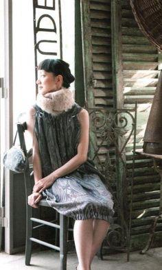 Extrait n° 4 de Couture style féminin par 松本仁子 Matsumoto Kimiko