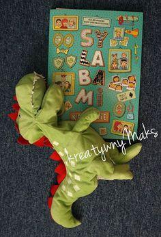 "kreatywnyMaks: "" SY - LA - BA - MI  po Krakowie "" Montessori, Dinosaur Stuffed Animal, Play, Toys, Animals, Activity Toys, Animaux, Animal, Animales"