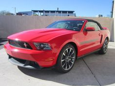 2012 Ford Mustang California Special