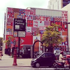 Street Art Hotspot: Barry McGee's Mural for the Brooklyn Academy of Music