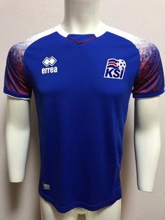 3494e0f8b 2018 Iceland World Cup Home Jersey 2018 Iceland World Cup Home Jersey