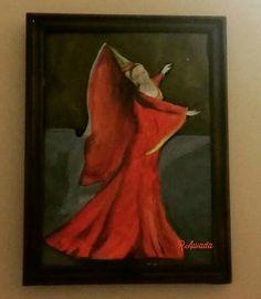 Dancing Queen -Rania Awada