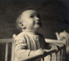 Dani Pundyk 1940. Dani was sadly murdered at Auschwitz Death Camp 3 years later at age 4.