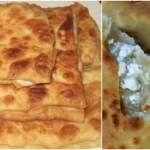 Γκιουζλεμεδες η Τυροπιταρι, η τηγανητη τυροπιτα της Ευβοιας