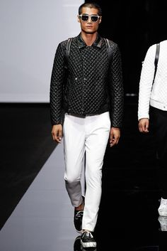 Emporio Armani Spring 2015 Menswear - Collection - Gallery - Style.com