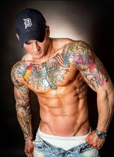 Inked Twink Nailed Raw