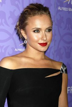 Hayden Panettiere - The 5th Annual Alfred Mann Foundation Gala