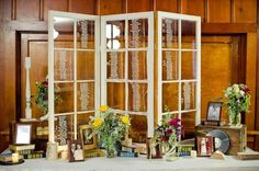 rustic bridal book ideas | rustic camo wedding ideas / Rustic, Vintage, Country Chic... I could ...