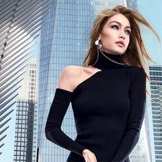 Gigi Hadid for Maybelline