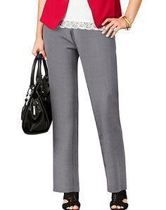 #JMS Elastic Waist Pants, Extended - #BackToSchool #JustMySize #Coupons