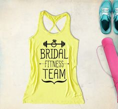 It's much easier to hit the gym with your fellow bridesmaids when you're rocking a new outfit. Here's how to look cute while working out with your girls!