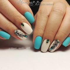 Feather nail art is maybe the most effective alternative that you simply will create. However, there is also times that you simply feel as if making feather nail art is just too. Peacock Nail Art, Feather Nail Art, Feather Nail Designs, Nail Art Designs, Nails Design, Acrylic Nails, Gel Nails, Coffin Nails, Nagellack Design