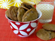 Chocolate Chip Cookies on Weelicious