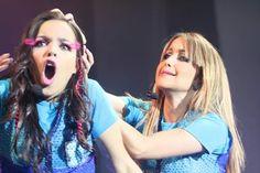 Maria Gabriela de Faria and Milena Torres
