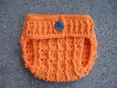 This diaper cover coordinates perfectly with my Pumpkin Beanie, Tristan Hat, and also my Freedom Fighter Cap!