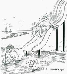 Lassalvy_ślizgawka na basenie