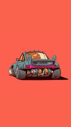 Motorcycle Man Art 33 Ideas For 2019 Art 33, Auto Illustration, Jdm Wallpaper, Cyberpunk Art, Automotive Art, Car Wallpapers, Art Cars, Concept Cars, Cartoon Art