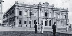 O Palácio do Governo da Bahia entre 1910 e 1911