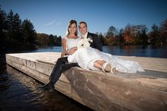Dave and Holly's wedding in Huntsville Ontario by Scott Ferrede of Core Photography. Huntsville Ontario, Creative People, Core, Wedding Photography, Weddings, Wedding Dresses, Image, Fashion, Bride Dresses