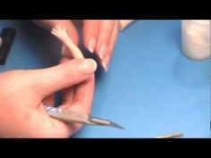 Gumpaste/ Fondant Arms Hand and Fingers...how to create