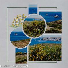 Creating Vast Audrey - French Coast! / Création de Audrey Vast - Littoral français !  (http://www.vast-creation.fr/site/pages-de-scrap/mes-pages/phare-au-large-de-la-pointe-du-raz.html)