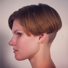 59 best images about Hairstyles Short Bowl Haircut Short Black Haircuts, Short Bob Hairstyles, Summer Hairstyles, Short Hair Cuts, Cool Hairstyles, Short Hair Styles, Brunette Hairstyles, Shaved Hair Cuts, Shaved Nape
