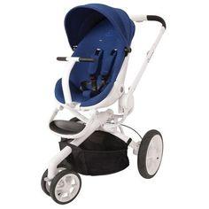 Quinny Moodd Stroller (Blue Defiance)