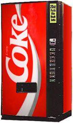 Global Vending Group Inc. - Dixie Narco DN600E Coke Machine - Refurbished, Please Call 800-592-4220 (http://www.globalvendinggroup.com/products/Dixie-Narco-DN600E-Coke-Machine.html/)