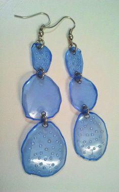 Een blog vol ... Footprints: Sieraden gerecycled plastic - gerecycleerde PET Jewelry!