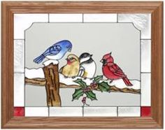 Stained Glass Pictures of Birds Stained Glass Birds, Stained Glass Christmas, Faux Stained Glass, Stained Glass Designs, Stained Glass Panels, Stained Glass Projects, Stained Glass Patterns, Mosaic Art, Mosaic Glass