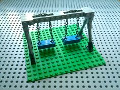 Tutorial - Lego Swing Set [CC]