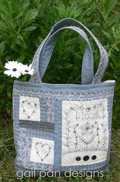 bloom bag by gail pan designs