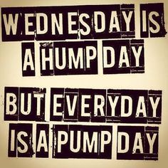 In case you didn't know!  Les Mills Body Pump - Wednesday morning at 8:30am!