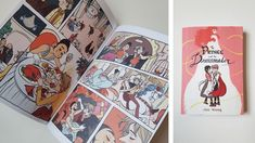 Teen Books: From Jen Wang, a Graphic Novel About a Prince and a Dressmaker [Book Review]