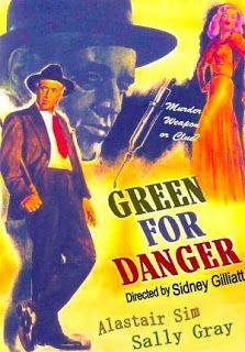 Lev Stepanovich: GILLIAT, Sidney. Verde es el peligro (1946)