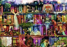 Colin Thompson : Fairytale Fantasia