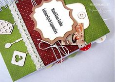 House-Of-Scrap / Receptárik Scrapbook, House, Ideas, Home, Scrapbooking, Thoughts, Homes, Houses, Guest Books