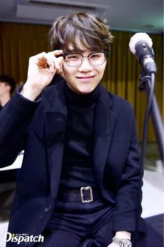 bb6c67b3f5c 82 Best Yoongi wearing glasses images
