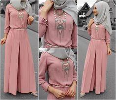 likes, 281 kommentare - Sümeyye Coktan O & now Yari ( . Hijab Outfit, Hijab Style Dress, Hijab Chic, Street Hijab Fashion, Abaya Fashion, Modest Fashion, Fashion Outfits, Fashion Muslimah, Muslim Women Fashion