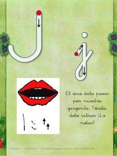 Proyecto HABLA-M: Fonema J pdf