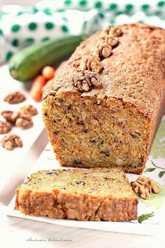 Happy Kitchen, Banana Bread, Dairy Free, Food And Drink, Menu, Baking, Healthy, Fit, Sweets